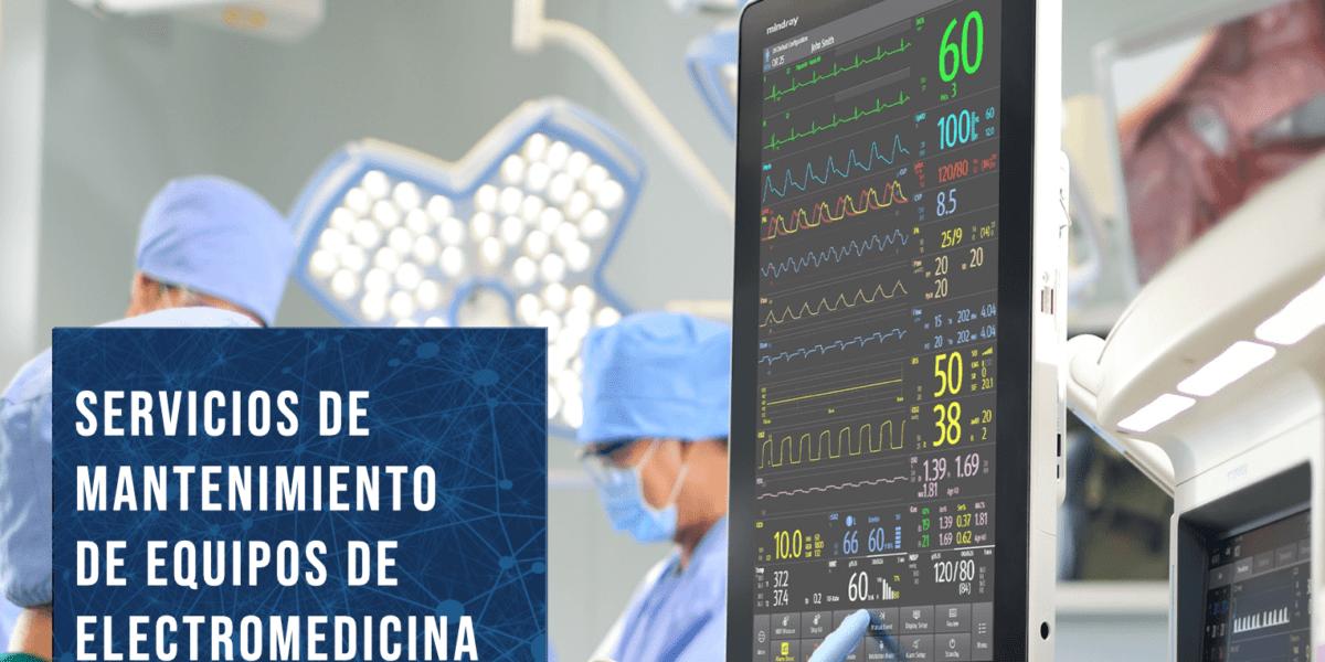 estudio de licitacion sobre mantenimiento de equipos de electromedicina