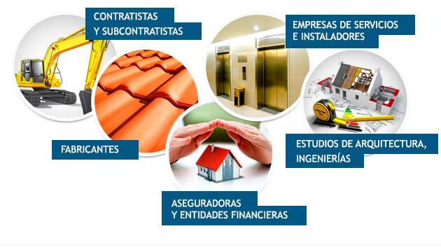 Información de interés para todos los proveedores de la construcción